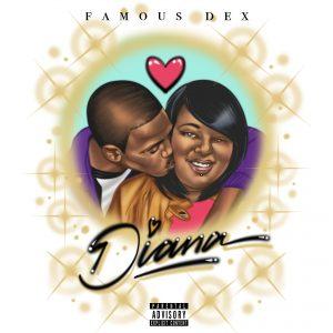 FAMOUS DEX  RELEASES NEW ALBUM DIANA FT. TRIPPIE REDD, TYGA, FIVIO FOREIGN, WIZ KHALIFA + MORE