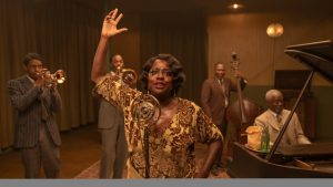 First Look at Viola Davis & Chadwick Boseman in Ma Rainey's Black Bottom