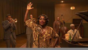 First Look at Viola Davis & Chadwick Boseman in Ma Rainey's Black Bottom