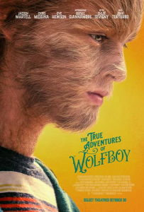 THE TRUE ADVENTURES OF WOLFBOY Starring Jaeden Martell, Chris Messina, John Turturro, Chloë Sevigny and more – On Demand October 30