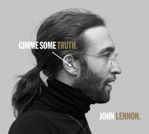 """John Lennon's Timeless Song """"Mind Games"""" Completely Remixed From Scratch, Video Upgraded To HD Ahead Of GIMME SOME TRUTH"""