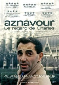 AZNAVOUR, LE REGARD DE CHARLES – by Marc Di Domenico, Out in Quebec