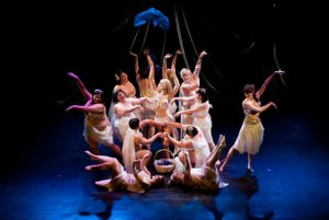 Ballet Meets Burlesque in Cinematic Form Starting Soon