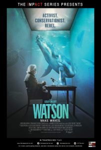 WATSON – in theatres November 7th 🐋