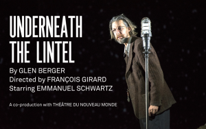 Segal Centre – Underneath the Lintel Tickets are Now on Sale
