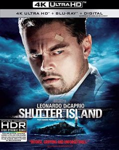 Shutter Island – 4K Ultra HD/Blu-ray Combo Edition