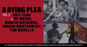 Anti-Flag teams up with Tom Morello, DE'WAYNE, Marcia Richards (The Skints) + Jordan Montgomery
