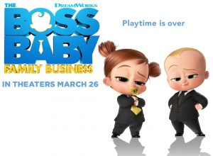 THE BOSS BABY: FAMILY BUSINESS | Watch the Trailer