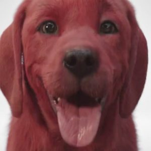 CLIFFORD THE BIG RED DOG – FIRST LOOK