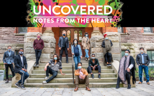 Hurry! Time is running out to see UnCovered: Notes from the Heart!