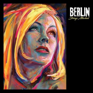 Berlin! Nearly 40 years after the release of Take My Breathe Away they return with an album! Strings Attached out Nov 27th