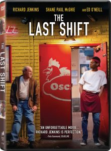 SONY PICTURES HOME ENTERTAINMENT New Release – THE LAST SHIFT ON DIGITAL AND DVD