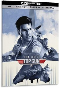 Top Gun – 4k Ultra HD/Blu-ray Steelbook Edition