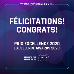 MEGAMIGS 2020 – Excellence Awards