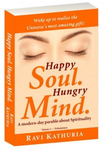 Book Release – Happy Soul. Hungry Mind