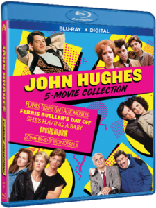 Five John Hughes Favourites arrive in one must-own Blu-ray™ Collection on February 23, 2021 from Paramount Home Entertainment