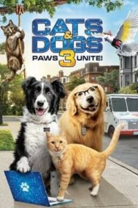 Cats & Dogs 3: Paws Unite! – Film Clip & Photos