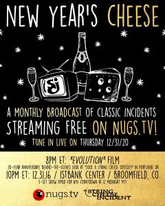 The String Cheese Incident announces free NYE stream