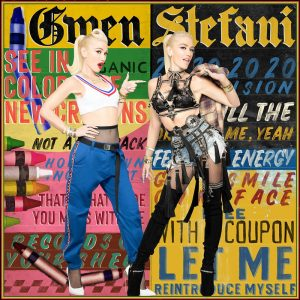 """New Music From Gwen Stefani """"Let Me Reintroduce Myself"""" Out Now On Interscope Records"""