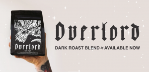 LAMB OF GOD Announces Second Collaboration with Nightflyer Roastworks for Overlord Dark Roast Coffee
