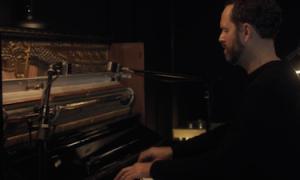 Dustin O'Halloran & Volker Bertelmann Perform Two Tracks from Their 'AMMONITE' Score