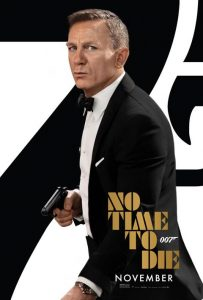 NO TIME TO DIE – See the Poster