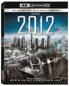SONY PICTURES HOME ENTERTAINMENT New Release – 2012 ON 4K ULTRA HD WITH IMMERSIVE DOLBY ATMOS