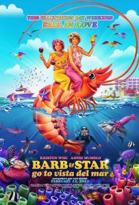 BARB & STAR GO TO VISTA DEL MAR – OFFICIAL TRAILER, NEW POSTER and Other Fun Stuff