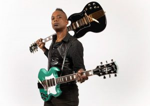 Kirk Douglas Gibson SG Signature; New Guitar Marks Second Collaboration with the GRAMMY-Winning Guitarist of the Legendary Hip-Hop Group The Roots and Gibson