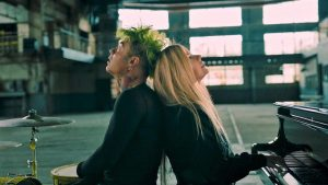 """MOD SUN and Avril Lavigne Drop Music Video for """"Flames"""""""