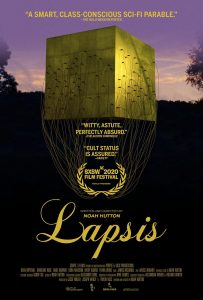 Director Noah Hutton Opens a Window Into a Parallel Near-Future in LAPSIS, an Innovative, Darkly Funny Sci-fi Drama Opening Via Virtual Cinema, VOD & Digital on February 12