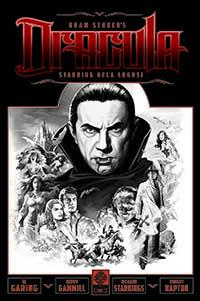 New Motion Trailer for Legendary Comics' DRACULA starring Bela Lugosi Graphic Novel