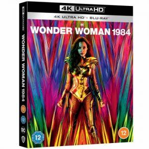 Warner Bros. Home Entertainment Announces Wonder Woman 1984