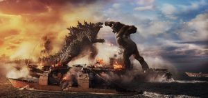 Legendary Comics Announces 'Godzilla vs. Kong' Publishing Program