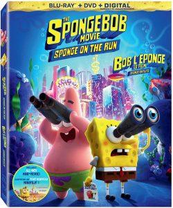 The Spongebob Movie: Sponge on the Run – Blu-ray/DVD Combo Edition