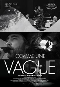 Seville Films' Comme une vague to screen at FIFA!