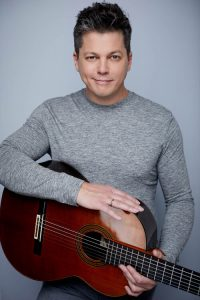 The guitarist Daniel Bolshoy in webcast with the OCM from February 16 to March 2