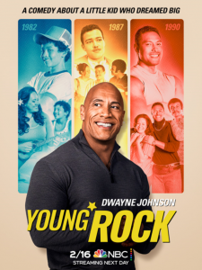 Young Rock – Premieres on NBC February 16, 2021