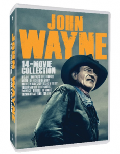 John Wayne Essential 14-Movie Collection arrives on DVD May 11, 2021 from Paramount Home Entertainment