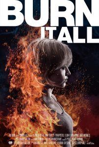 Brady Hall's 'Burn It All' starring Elizabeth Cotter