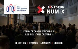 The 3rd NUMIX Forum unveils its programming!