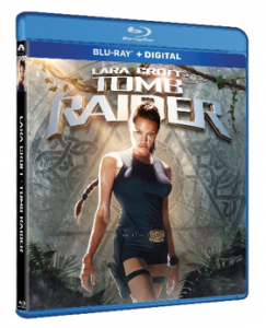 LARA CROFT: TOMB RAIDER celebrates its 20th Anniversary with a Newly Remastered Blu-ray Presentation June 1, 2021 from Paramount Home Entertainment