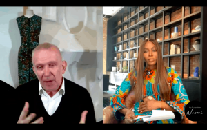 """NAOMI CAMPBELL RETURNS WITH POPULAR YOUTUBE SERIES """"NO FILTER WITH NAOMI"""" FEATURING JEAN PAUL GAULTIER"""