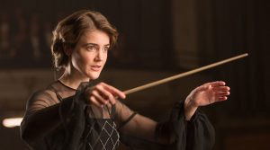 The Conductor: the story of the first woman to lead an orchestra to be Released on April 2
