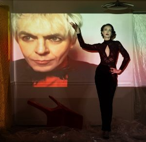 Duran Duran's Nick Rhodes Collaborates With Wendy Bevan For 'Astronomia I: The Fall Of Saturn'