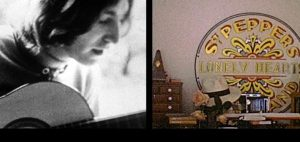 """Unearthed John Lennon & Yoko Ono Lennon Footage From 1968 Paired With New Ultimate Mix Of """"Look At Me"""" For Thrilling New Video"""