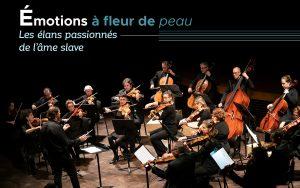 I Musici de Montréal and the passions of the Slavic soul on April 15th!