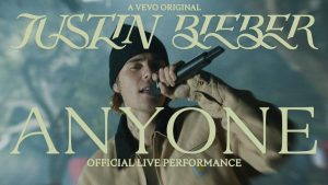 Justin Bieber releases second Official Live Performance with Vevo