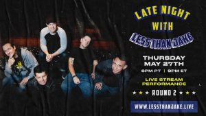 Less Than Jake Drops New Album 'Silver Linings'