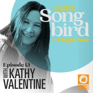 The Go-Go's Kathy Valentine discusses being a pioneering woman in rock with Maggie Rose on podcast season finale